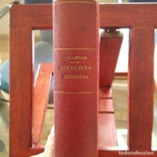 Libros antiguos: APICULTURA PRACTICA MODERNA-ABEJAS COLMENAS Y COLMENARES-VILLEGAS ARANGO-JUAN PUEYO-1930-ENCUADERNAD. Lote 294084708