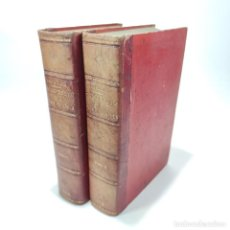 Libros antiguos: BOTÁNICA DESCRIPTIVA. COMPENDIO DE LA FLORA ESPAÑOLA. BLAS LÁZARO E IBIZA. 2 TOMOS. 1906. MADRID.. Lote 296869233