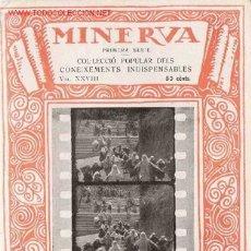 Libros antiguos: *CINE* COM ES CONFECCIONA UN FILM- 1918. Lote 19394042