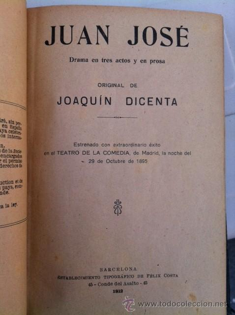 Libros antiguos: DOS TOMOS ORIGINALES AUTENTICA OBRAS DE TEATRO 1913 1917 - Foto 5 - 29330207