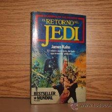 Libros antiguos: EL RETORNO DEL JEDI. STAR WARS. Lote 32043336