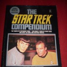 Libros antiguos: STAR TREK - COMPENDIUM - BY ALLAN ASHERMAN. Lote 35346508