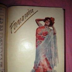 Libros antiguos: EL CINE · REVISTA POPULAR ILUSTRADA - ALBUMES COUPLETS - AÑOS 1910-12.FIRMADOS POR LEOPOLDO G.BLAT.. Lote 42748460