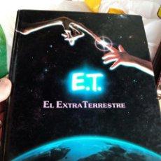 Libros antiguos: ET EL EXTRATERRESTRE LIBRO DE LA PELICULA. Lote 48224577
