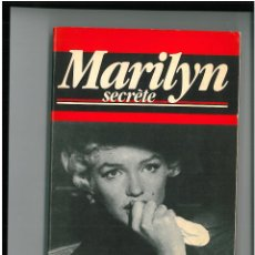 Libros antiguos: MARILYN SECRETEE @. Lote 48989788