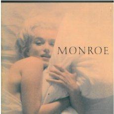 Libros antiguos: MONROE -- LIBRO FOTOS MARILYN @. Lote 48989839