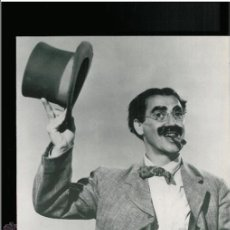 Libros antiguos: THE MARX BROTHERS POSTER BOOK . Lote 48949168