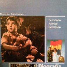 Libros antiguos: LIBRO: BIOGRAFIA DEL CINE ESPAÑOL. Lote 49966894