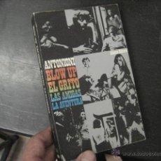 Libros antiguos: BLOW UP, EL GRITO, LAS AMIGAS, LA AVENTURA, ANTONIONI. Lote 50484872