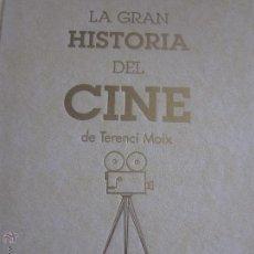 Libros antiguos: LA GRAN HISTORIA DEL CINE TOMO 2 TERENCEI MOIX. Lote 51053621
