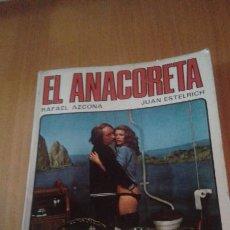 Libros antiguos: EL ANACORETA. Lote 179153605
