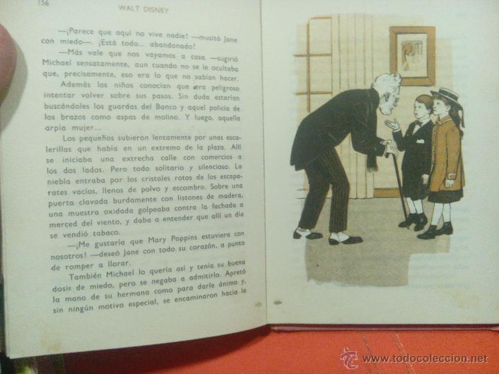Libros antiguos: LIBRO WALT DISNEY MARY POPPINS - Foto 2 - 53353578