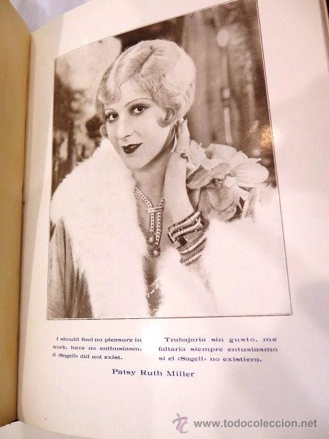 SAGELL. UN MITO RESUELTO. FOTOGRAFÍAS ACTRICES HOLLYWOOD. AÑOS 20. (Libros Antiguos, Raros y Curiosos - Bellas artes, ocio y coleccion - Cine)