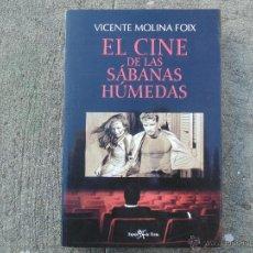 Libros antiguos: LIBRO EL CINE DE LAS SABANAS HUMEDAS -EDICIONES ESPEJO DE TINTA -2007. Lote 54474373