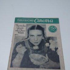Libros antiguos: PUBLICACIONES CINEMA. CATALINA. Lote 58207363