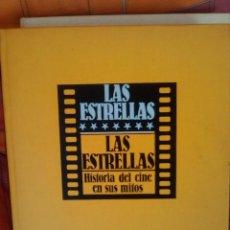 Libros antiguos: LAS ESTRELLAS. HISTORIA DEL CINE EN SUS MITOS -8 TOMOS-. Lote 58383484