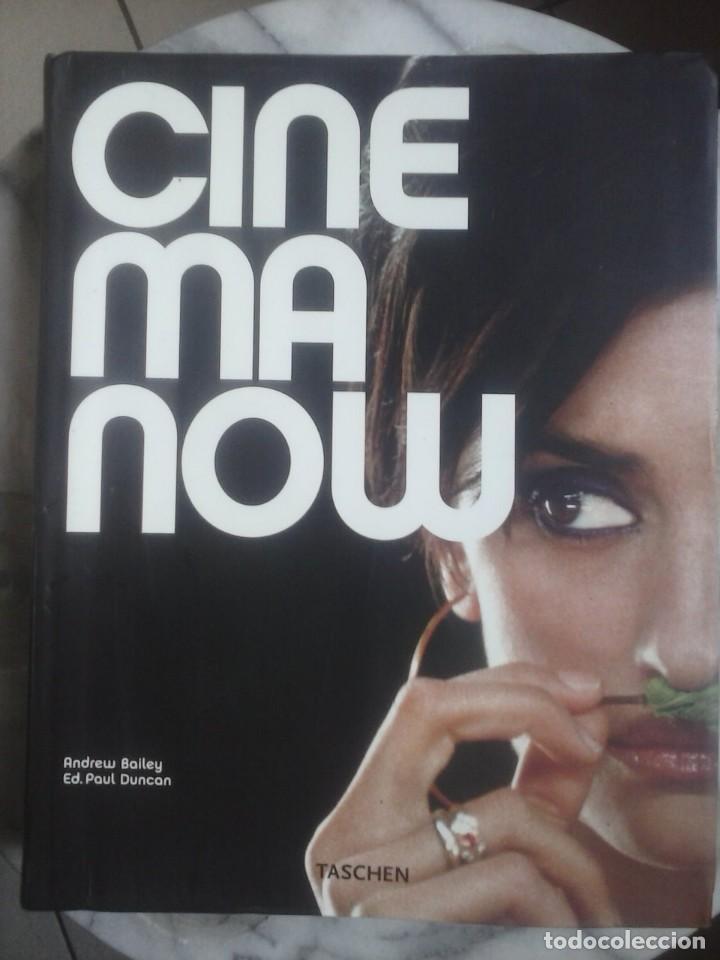 CINEMA NOW - TASCHEN - CINE INDEPENDIENTE . (Libros Antiguos, Raros y Curiosos - Bellas artes, ocio y coleccion - Cine)