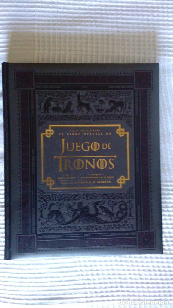 Juego De Tronos Libro Oficial Tras Las Cámara Vendido En Subasta 70425541