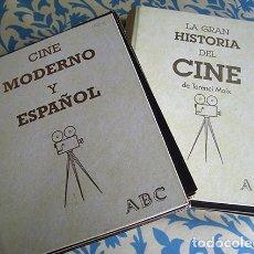 Libros antiguos: HISTORIA DE CINE DE TERENCI MOIX. Lote 72885787