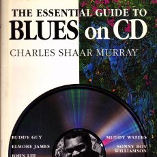 Alte Bücher - THE ESSENTIAL GUIDE TO BLUES ON CD LIBRO 452 PAG. UK 1995 - 74864835