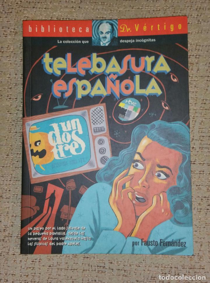 BIBLIOTECA DOCTOR VÉRTIGO Nº 16 - TELEBASURA ESPAÑOLA (GLENAT) DESCATALOGADO (Libros Antiguos, Raros y Curiosos - Bellas artes, ocio y coleccion - Cine)