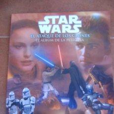 Libros antiguos: LIBRO DE STAR WARS , EL ATAQUE DE LOS CLONES .. Lote 80320925