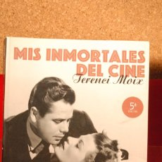 Livres anciens: INMORTALES DEL CINE HOLLYIOOOD AÑOS 40 DE TERENCE MOIX. Lote 80574042