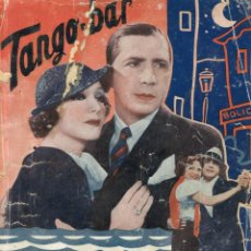 Livros antigos: TANGO BAR CARLOS GARDEL Y ROSITA MORENO. Lote 81065164