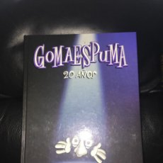 Libros antiguos: GOMAESPUMA/20 AÑOS. Lote 92199715