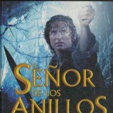 Libros antiguos: EL SEÑOR DE LOS ANILLOS, EL RETORNO DEL REY: ÁLBUM DE LA PELÍCULA, 2003, BUEN ESTADO. Lote 94424746