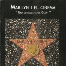 Libros antiguos: MARILYN Y EL CINEMA. Lote 94818295