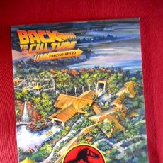 Libros antiguos: BACK TO THE CULTURE : JURASSIC PARK. Lote 95658111