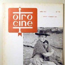 Libros antiguos: OTRO CINE. Nº 70. - BARCELONA 1965. Lote 99504623