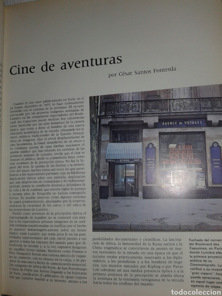 Libros antiguos: Enciclopedia el cine diccionario de actores Buru Lan 8 tomos edición completa - Foto 5 - 104826619