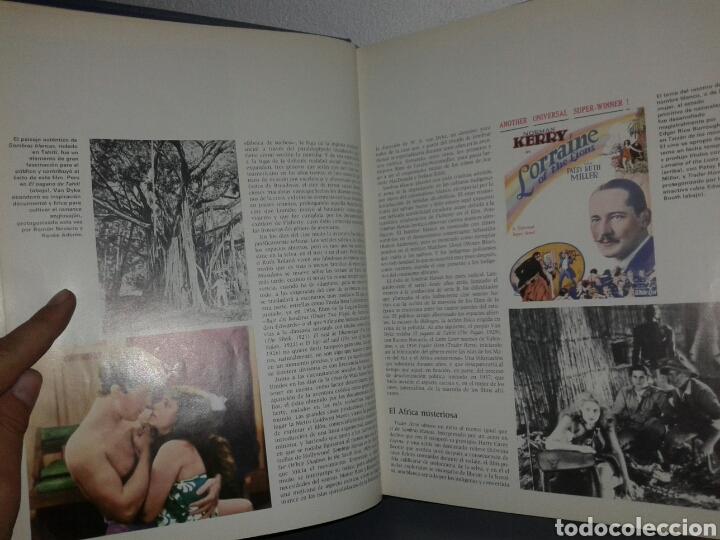Libros antiguos: Enciclopedia el cine diccionario de actores Buru Lan 8 tomos edición completa - Foto 6 - 104826619