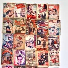 Libros antiguos: NOVELA CINEMATOGRÁFICA. Lote 100658128