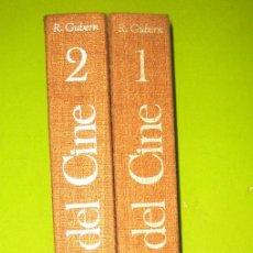 Libros antiguos: HISTORIA DEL CINE DE ROMAN GUBEN. Lote 105127767