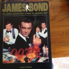Libros antiguos: JAMES BOND, LA OBRA DEFINITIVA SOBRE EL AGENTE 007, ES UNA PRIMERA EDICION 1997. Lote 105660619