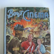 Libros antiguos: BOY'S CINEMA ANNUAL 1934. Lote 107097503