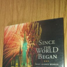 Libros antiguos: SINCE THE WORLD BEGAN. THE WALT DISNEY WORLD. Lote 109016459