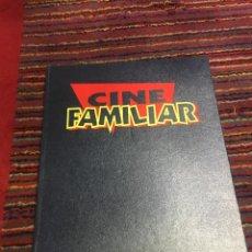 Libros antiguos: CINE FAMILIAR 2 VOLUMENES. Lote 110095307