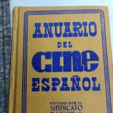 Anuario del cine Español 1955-1956