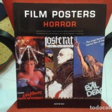 Libros antiguos: LIBRO TASCHEN 2006 ( FILM POSTERS HORROR ) TONY NOURMAND AND GRAHAM MARSH 191 PAGINAS CON POSTERS. Lote 112937351