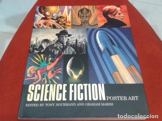 LIBRO AURUM 2003 ( SCIENCE FICTION POSTER ART ) TONY NOURMAND AND GRAHAM MARSH 192 PAGINAS POSTERS (Libros Antiguos, Raros y Curiosos - Bellas artes, ocio y coleccion - Cine)