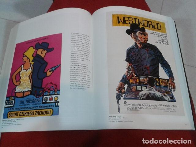 Libros antiguos: LIBRO AURUM 2003 ( SCIENCE FICTION POSTER ART ) TONY NOURMAND AND GRAHAM MARSH 192 PAGINAS POSTERS - Foto 4 - 112937431