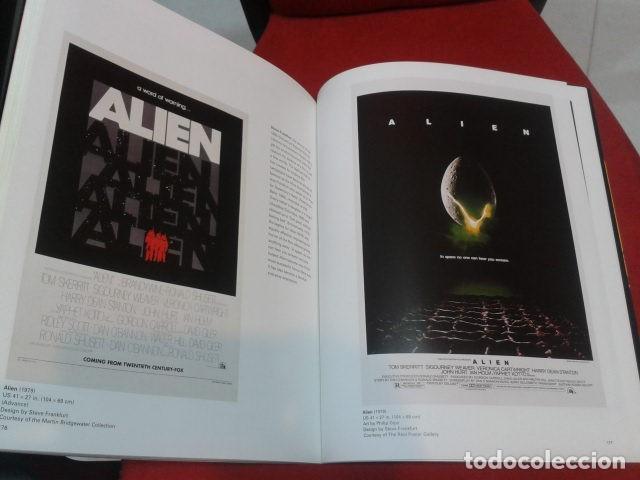 Libros antiguos: LIBRO AURUM 2003 ( SCIENCE FICTION POSTER ART ) TONY NOURMAND AND GRAHAM MARSH 192 PAGINAS POSTERS - Foto 17 - 112937431
