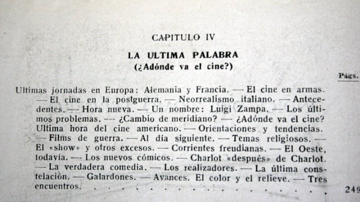 Libros antiguos: HISTORIA ILUSTRADA DEL SEPTIMO ARTE - EL CINE - 2 TOMOS - EVOLUCION / ESPLENDOR - Foto 3 - 47368732
