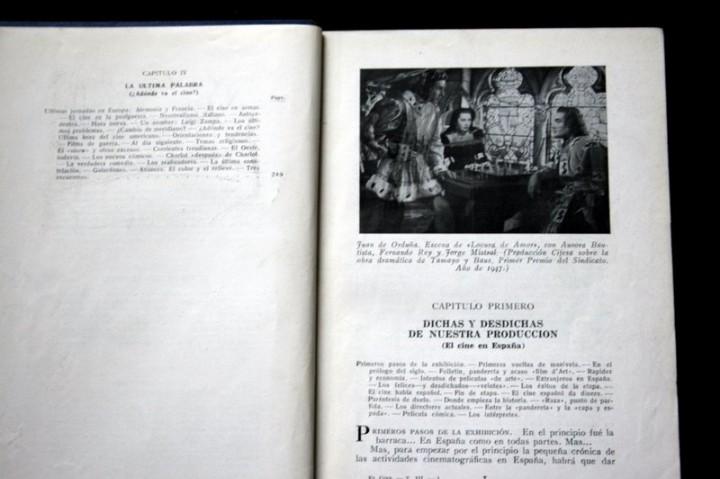Libros antiguos: HISTORIA ILUSTRADA DEL SEPTIMO ARTE - EL CINE - 2 TOMOS - EVOLUCION / ESPLENDOR - Foto 4 - 47368732