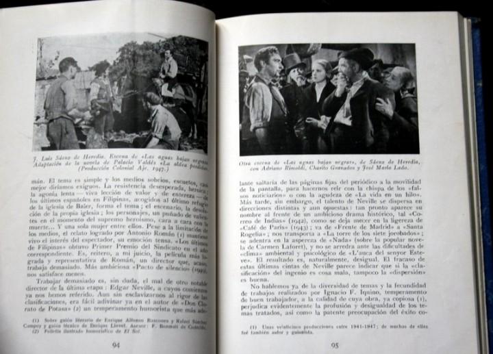 Libros antiguos: HISTORIA ILUSTRADA DEL SEPTIMO ARTE - EL CINE - 2 TOMOS - EVOLUCION / ESPLENDOR - Foto 7 - 47368732
