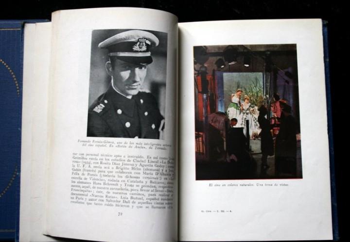 Libros antiguos: HISTORIA ILUSTRADA DEL SEPTIMO ARTE - EL CINE - 2 TOMOS - EVOLUCION / ESPLENDOR - Foto 8 - 47368732
